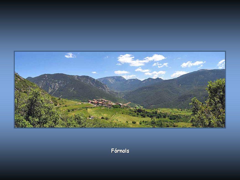 Uvnitř Přírodního parku Cadí-Moixeró
