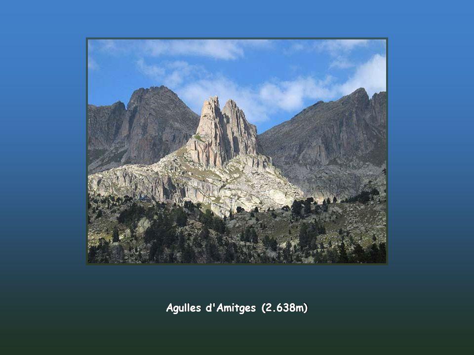Agulles d Amitges (2.638m)