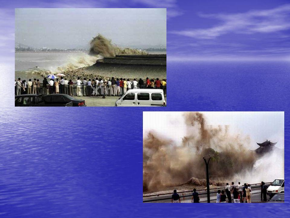 Co vlastně tsunami je.