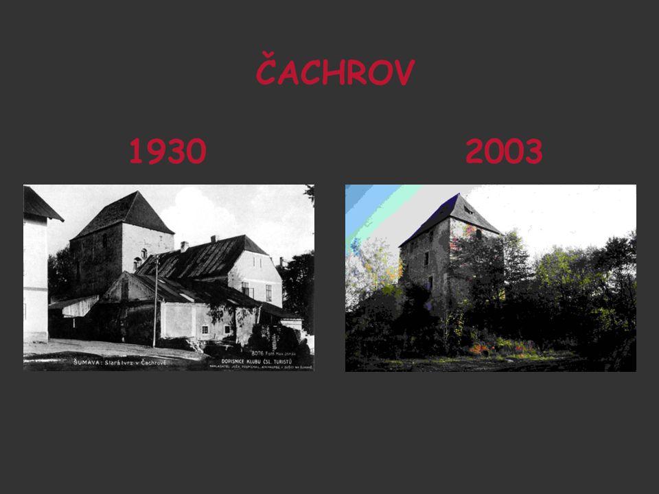 ČACHROV 1930 2003