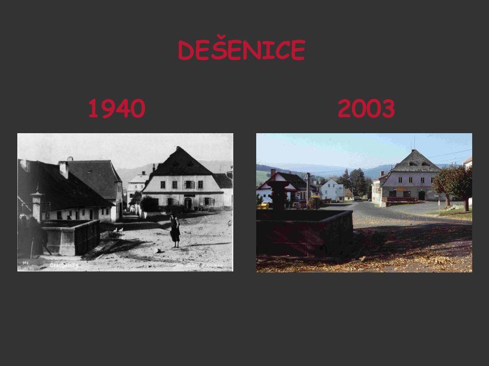 DEŠENICE 1940 2003
