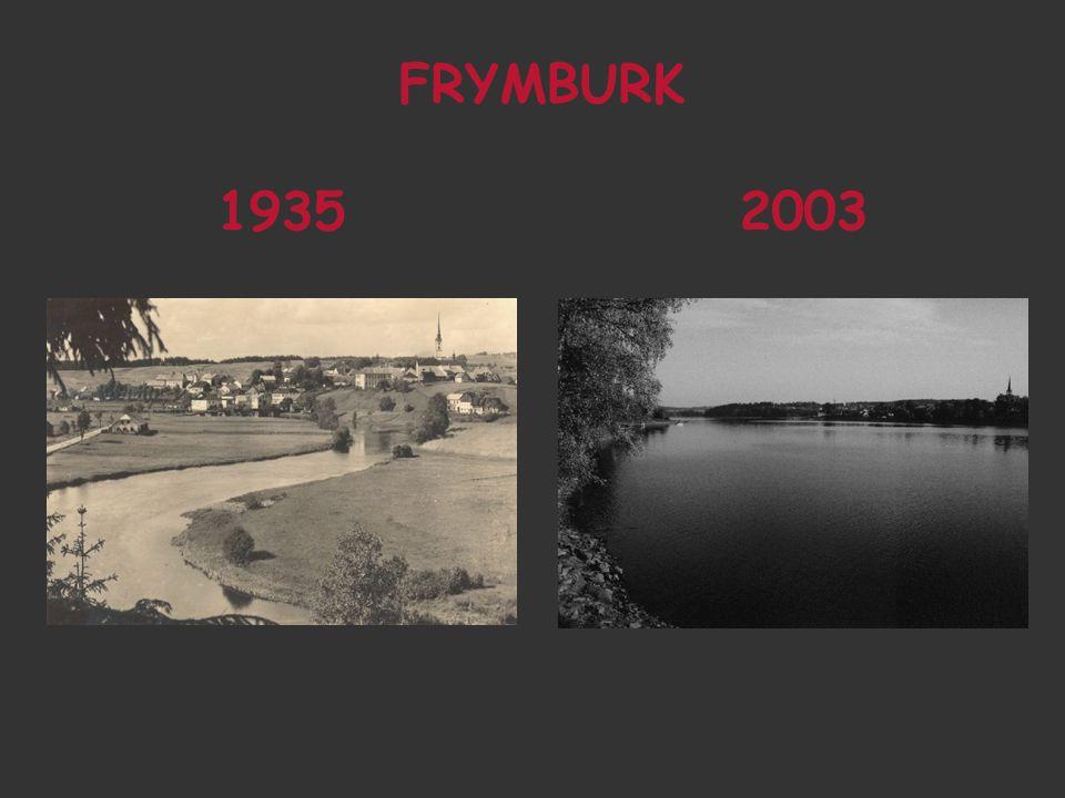 FRYMBURK 1935 2003