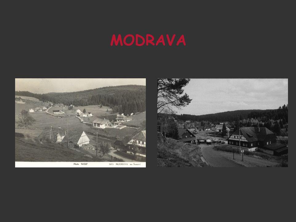 MODRAVA