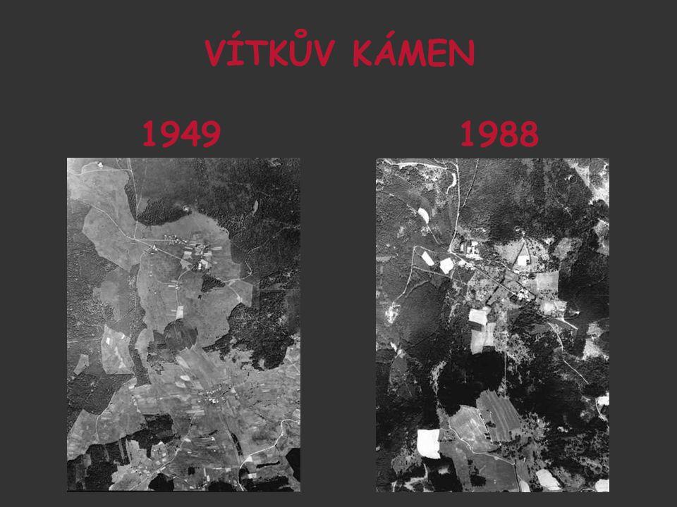 VÍTKŮV KÁMEN 1949 1988