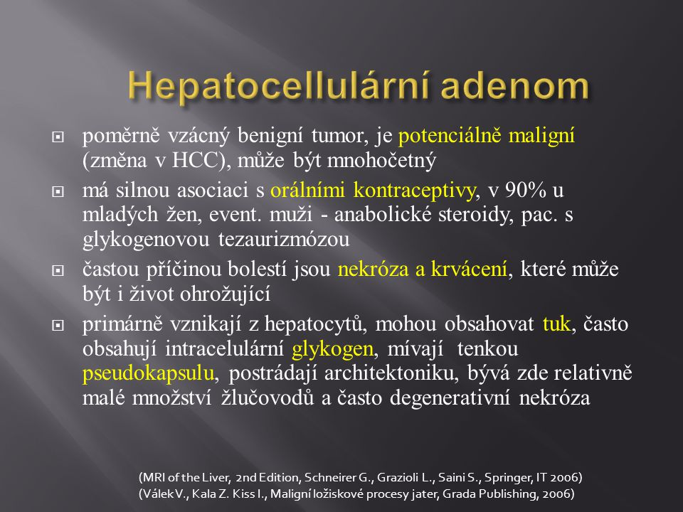  Pneumoperitoneum (tedy perforaci GIT) – .