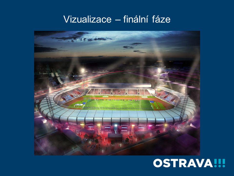 Vizualizace – finální fáze