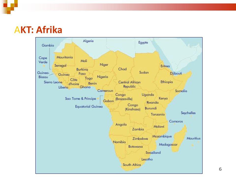 6 AKT: Afrika
