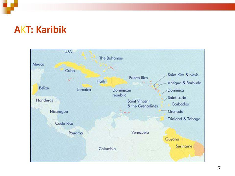 7 AKT: Karibik