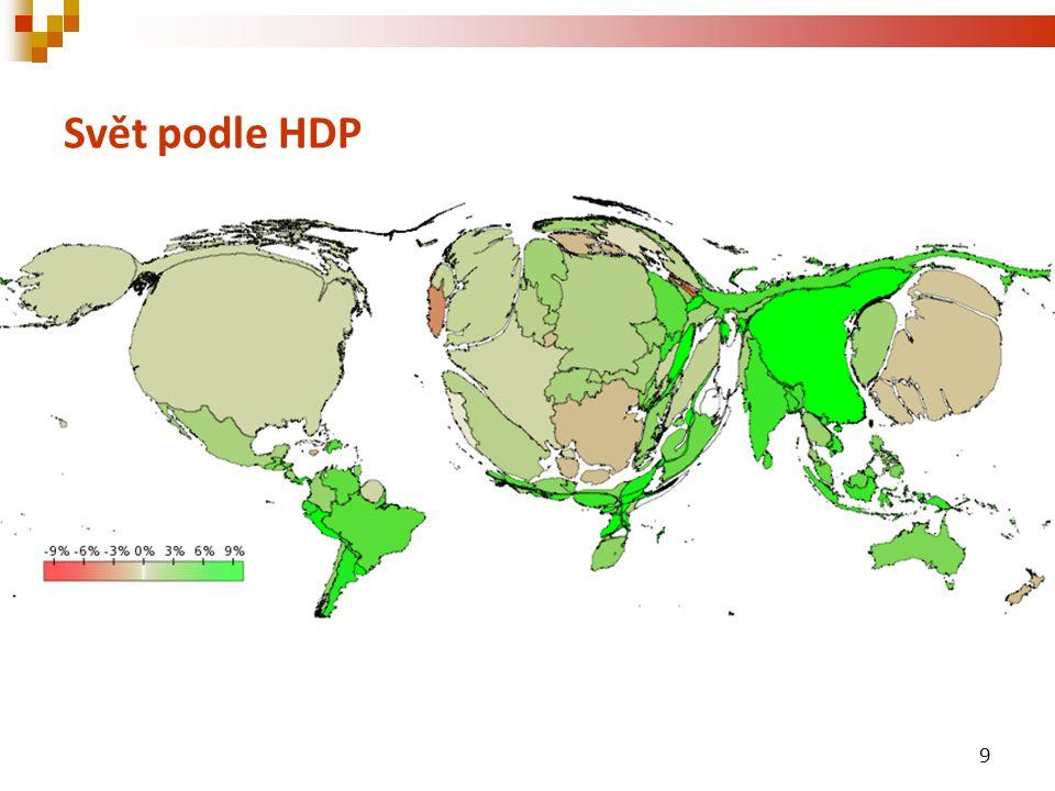 Svět podle HDP 9