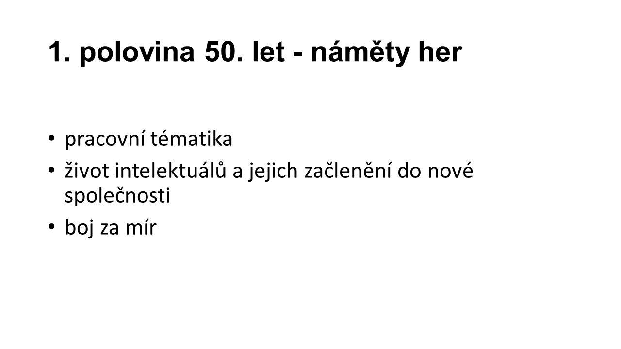 1. polovina 50.
