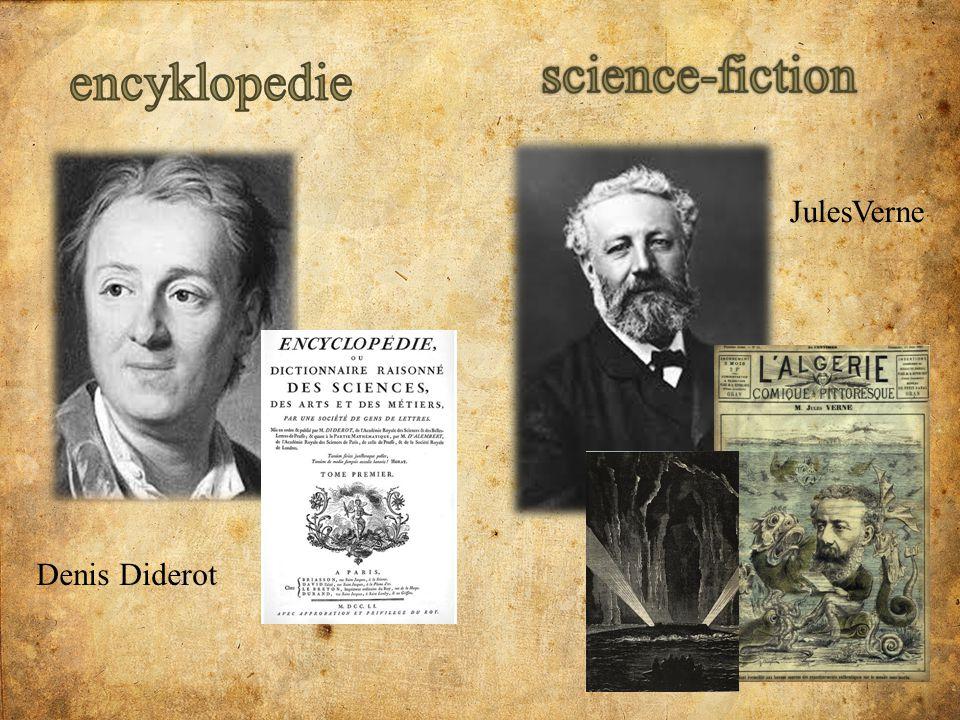 Denis Diderot JulesVerne