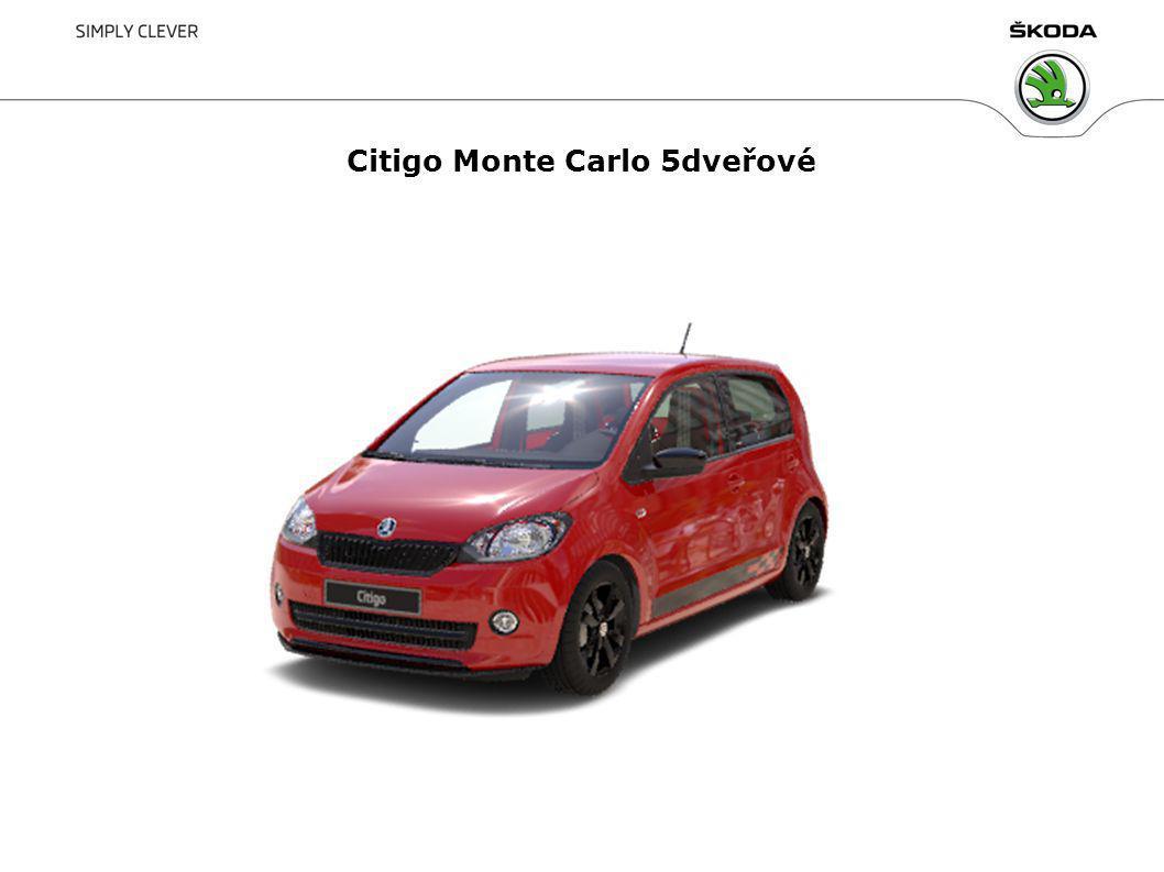 Citigo Monte Carlo 5dveřové