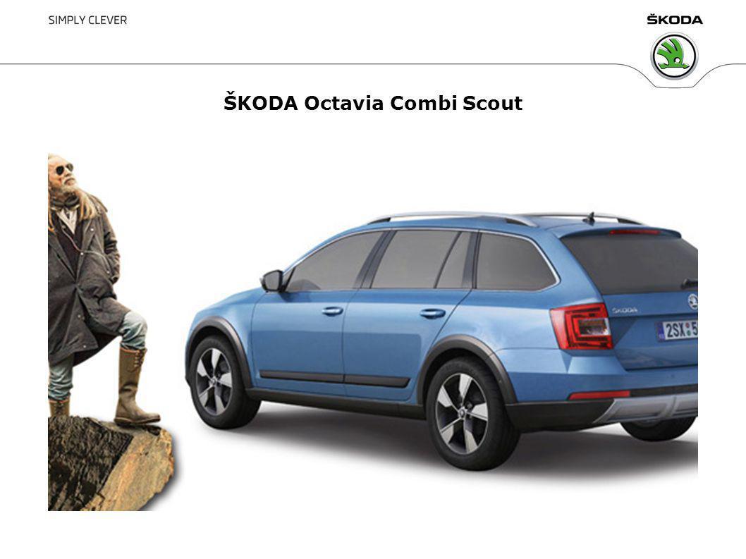 ŠKODA Octavia Combi Scout
