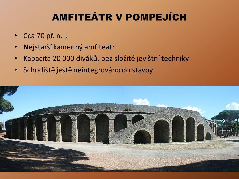 Titův oblouk 81 n. l. Oslava vítězství nad Židy Výška 14,5 m Jeden oblouk Vnitřní reliéfy