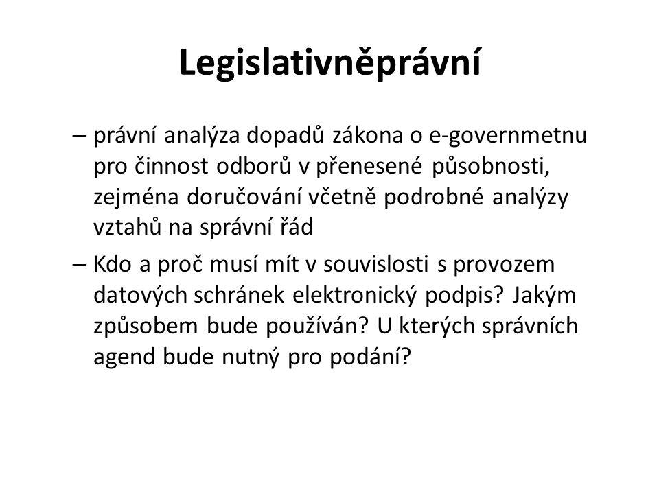 Otázky pro Ministerstvo vnitra Jaké jsou role zaměstnanců v souvislosti s datovými schránkami (administrátor atd.)?