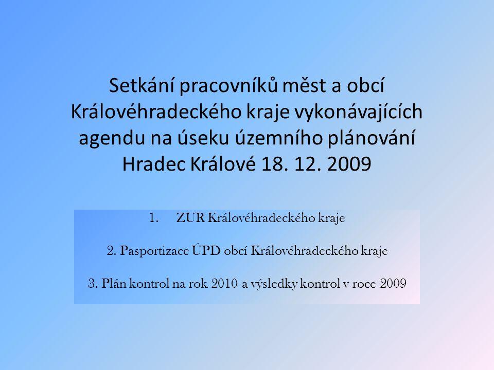 Setkání pracovníků měst a obcí Královéhradeckého kraje vykonávajících agendu na úseku územního plánování Hradec Králové 18.
