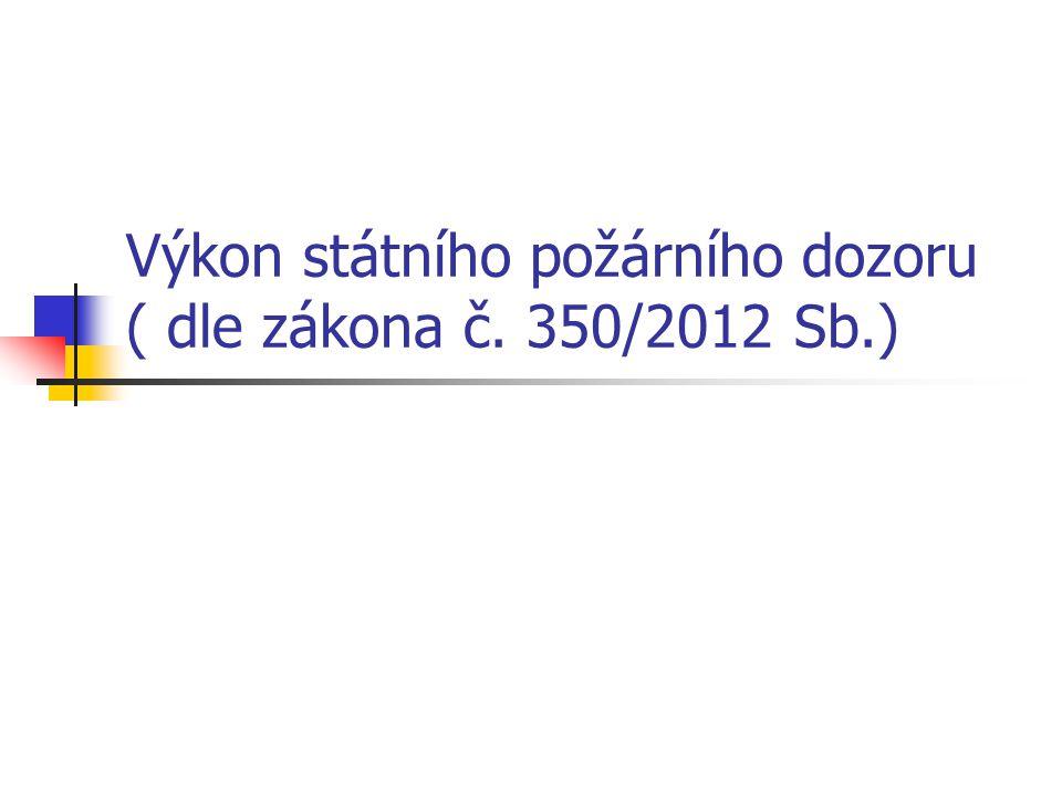 Výkon SPD § 31 zákona č.133/1985 Sb.