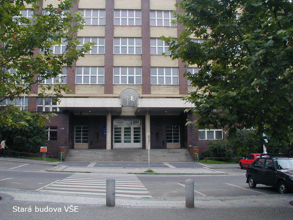 Stará budova VŠE