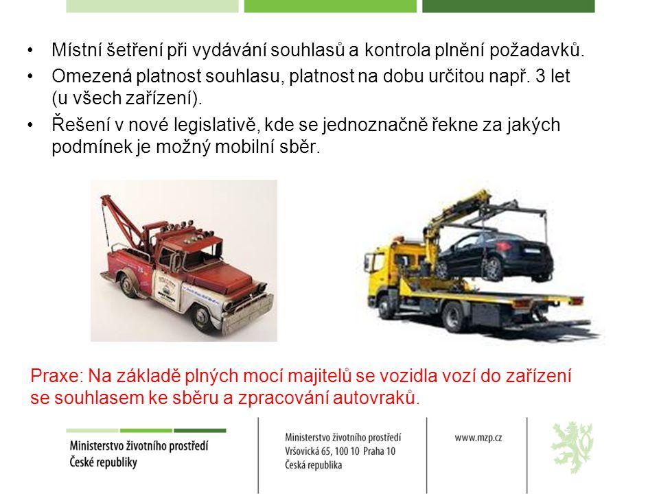 Pneumatiky odpad x neodpad Podle § 78 zákona o odpadech krajský úřad rozhoduje v pochybnostech, zda se movitá věc považuje za odpad.