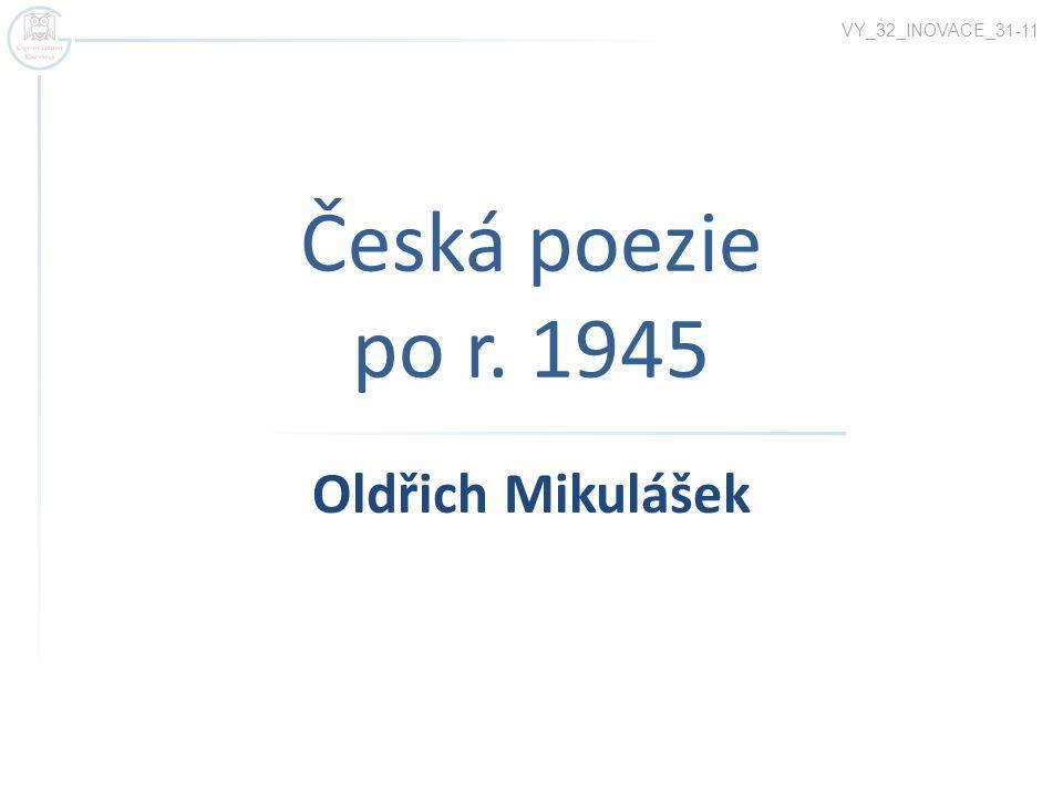  (1910 Přerov – 1985 Brno)  syn železničáře.Pracoval jako dělník v různých profesích  Před 2.