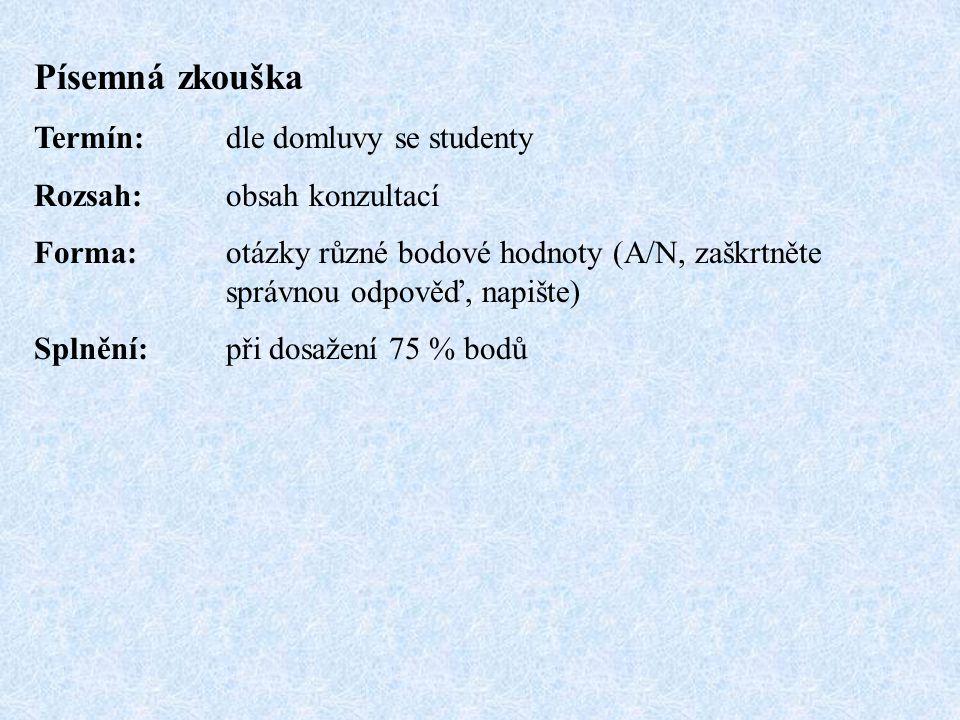 Zastoupení rodů dřevin v ústředním seznamu (zdroj: AOPK)