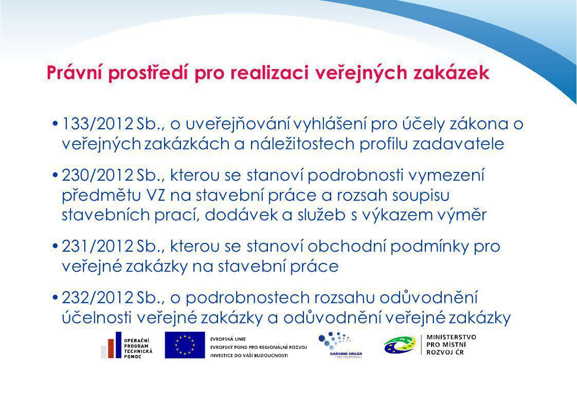Nejčastější chyby a nedostatky – paragraf 6 ZVZ zásada transparentnosti zásada rovného zacházení zásada zákazu diskriminace zákaz omezení účasti dodavatelů z členských států EU nebo států, které mají s ČR nebo EU uzavřenou mezinárodní smlouvu zaručující přístup k VZ