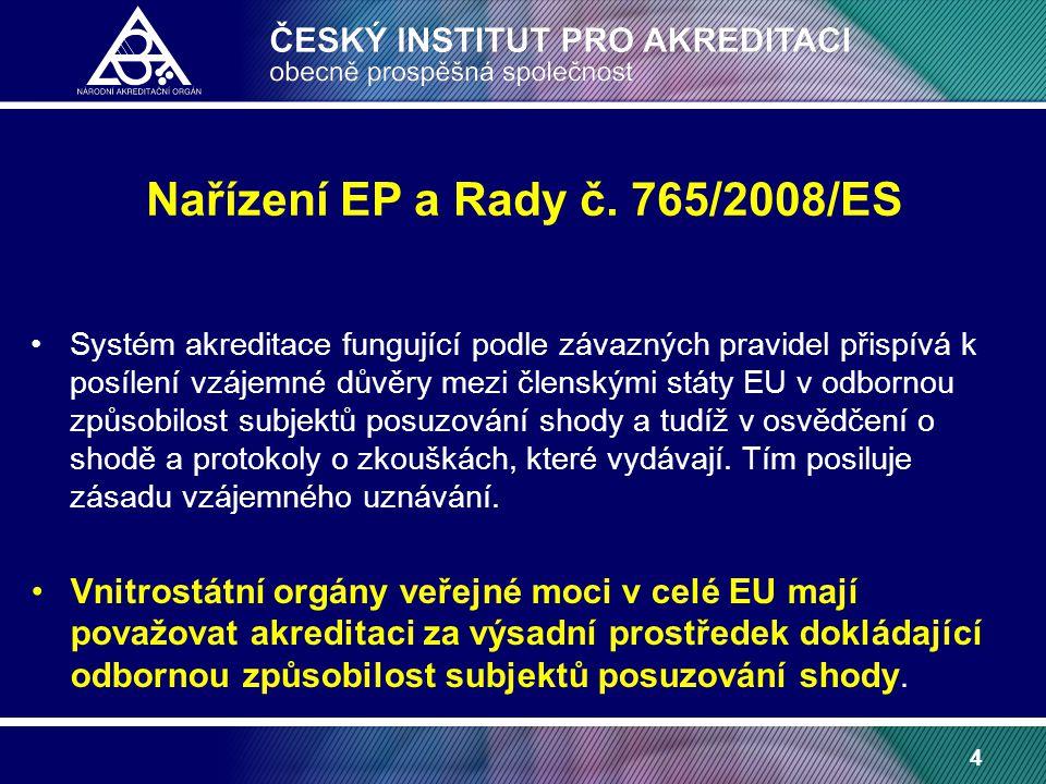 4 Nařízení EP a Rady č.