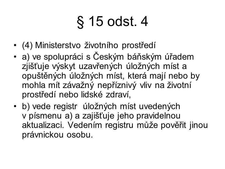 § 15 odst.