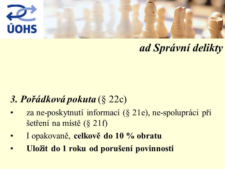 ad Správní delikty 3.