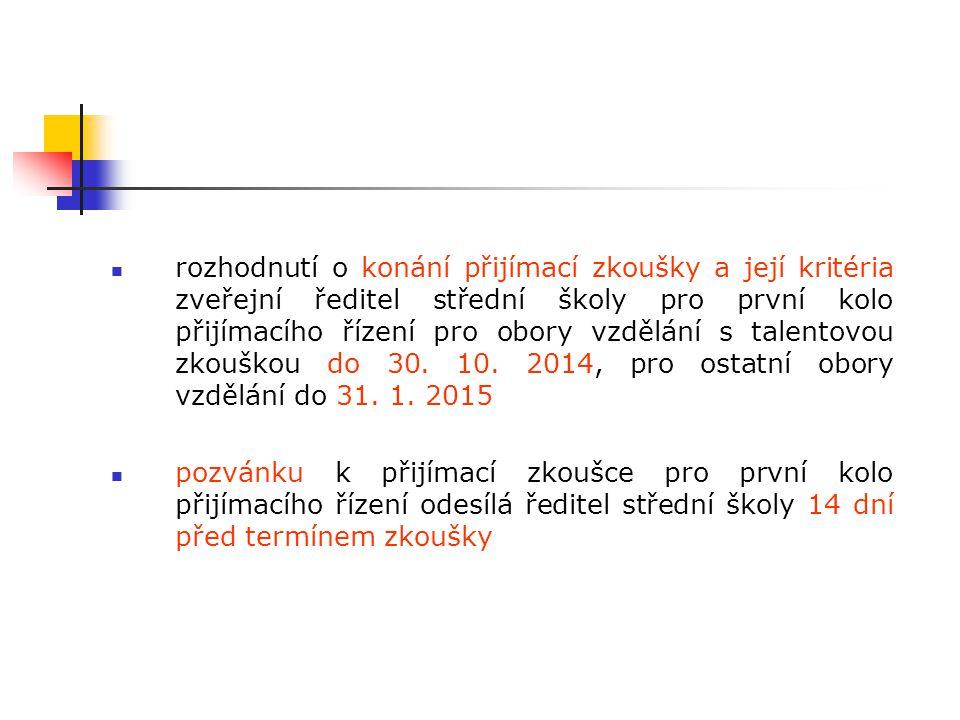 Přihlášky na střední školu  pro první kolo přijímacího řízení může uchazeč podat dvě přihlášky  tiskopisy přihlášek najdete na stránkách MŠMT www.msmt.cz pod heslem - Formuláře přihlášek (vzory) http://www.msmt.cz/vzdelavani/prijimani-na-stredni- skoly-a-konzervatori, http://www.msmt.cz/vzdelavani/prijimani-na-stredni- skoly-a-konzervatori nebo na našich webových stránkách www.zskvitkova.cz – Dokumenty - Formulářewww.zskvitkova.cz  základní škola potvrzuje pouze prospěch žáků na přihláškách
