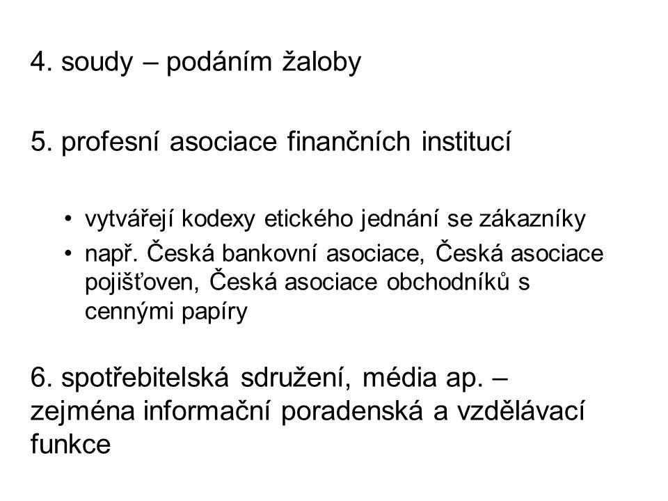 Právní předpisy některé z právních předpisů upravujících ochranu spotřebitele v ČR: Zákon č.