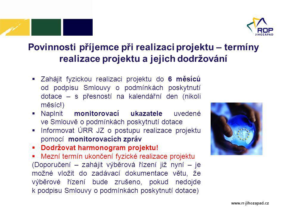 Finanční limity VZMR závazné od 1.1.