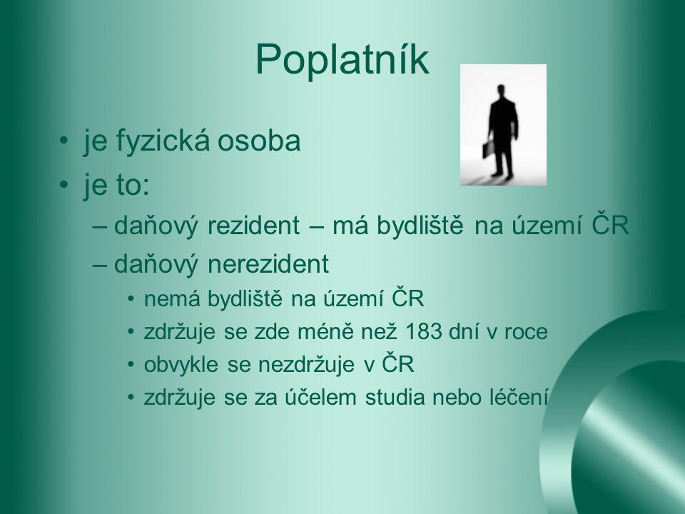 Místní příslušnost u FO se řídí místem pobytu = adresa místa trvalého pobytu občana ČR u PO jejím sídlem = adresa, pod kterou je právnická osoba zapsaná v obchodním rejstříku nebo obdobném veřejném rejstříku