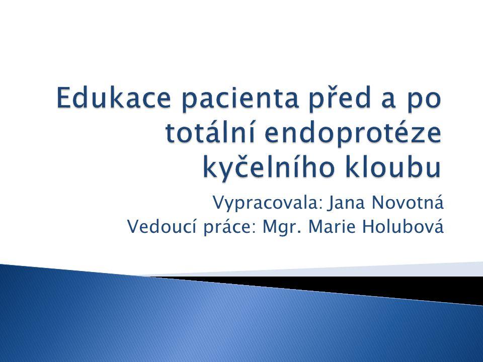  1.Popsat anatomii kyčelního kloubu, totální endoprotézu.
