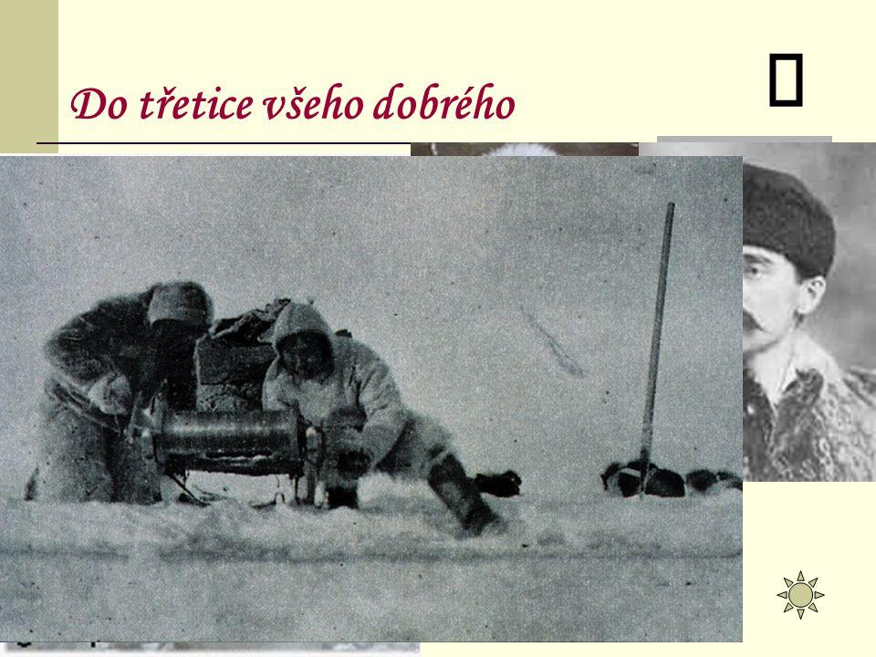 Dne 1. 3. 1909 vyrazil Peary s 6 krajany, 17 Eskymáky, 19 saněmi a 133 psy z mysu Columbia na pobřeží Ellesmerova moře k pólu (celkem 760 km). Zvláštn