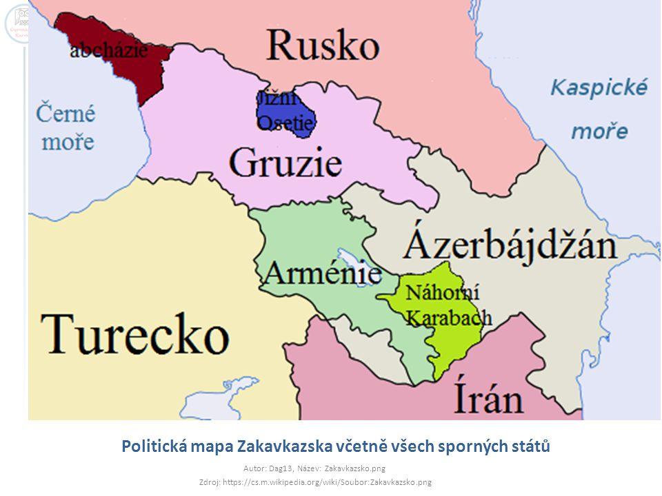 Kavkazské vrcholy v severní části země Autor: Vago, Název: Budug_Azerbaijan16.jp Zdroj: http://commons.wikimedia.org/wiki/File:Budug_Azerbaijan16.jpg