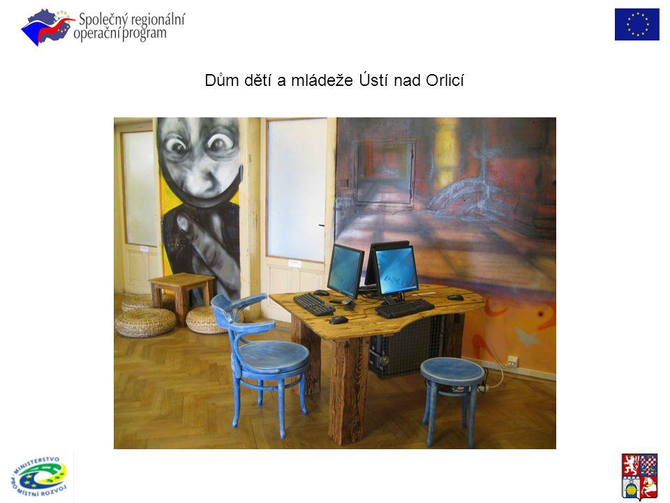 Dům dětí a mládeže Ústí nad Orlicí