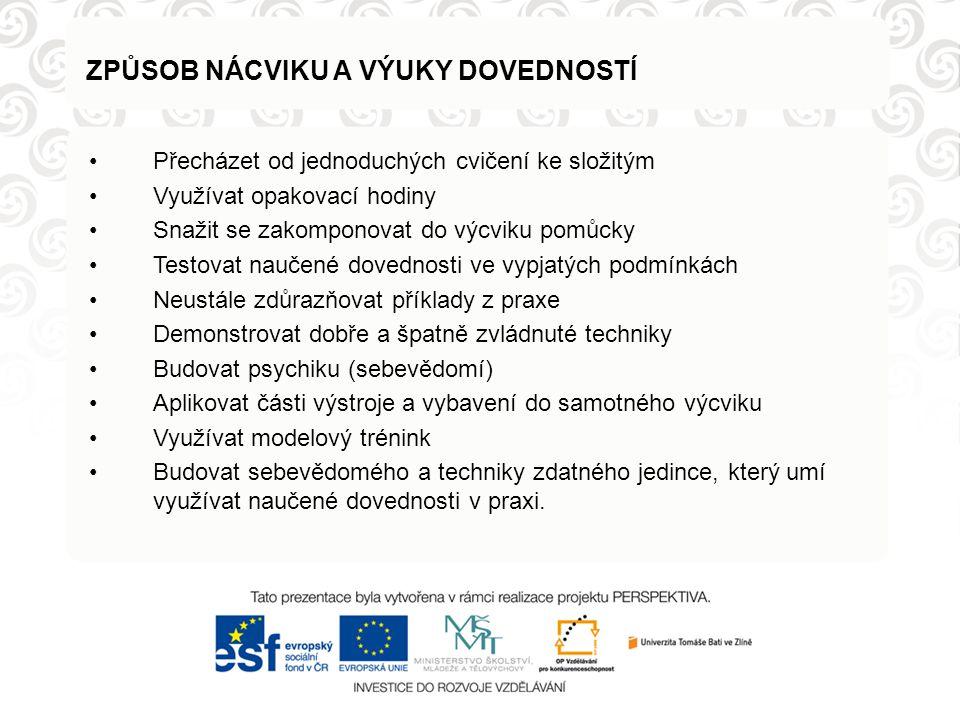 SEZNAM POUŽITÉ LITERATURY HAŠKOVCOVÁ, H.
