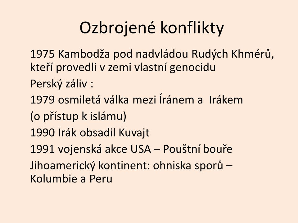 Nezměnitelnost sovětského modelu 70.léta tzv.
