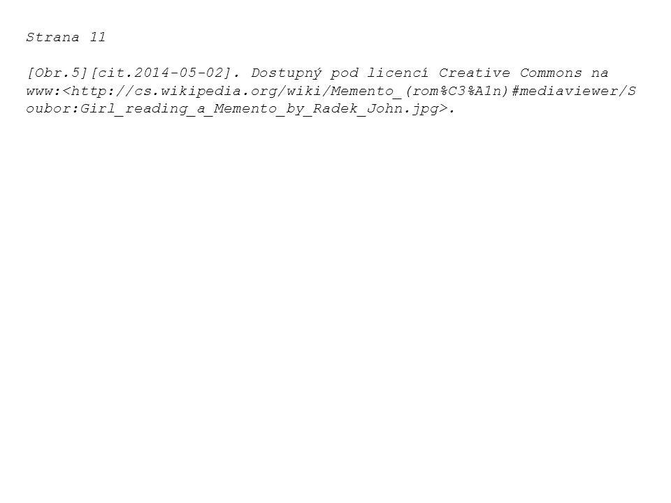 Strana 11 [Obr.5][cit.2014-05-02]. Dostupný pod licencí Creative Commons na www:.