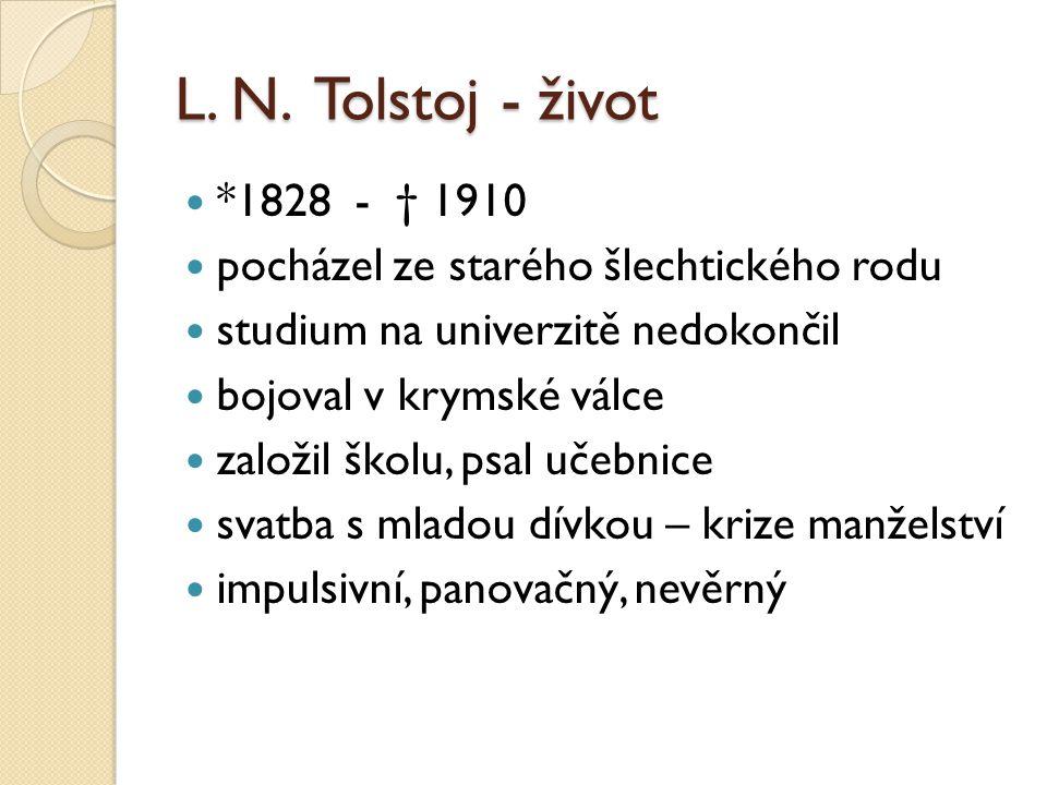 Uražení a ponížení (1861) Zápisky z podzemí (1864) Běsové (1871-72) č.137