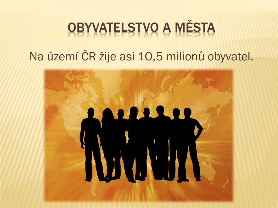 Čechů je asi 8 milionů 350 tisíc