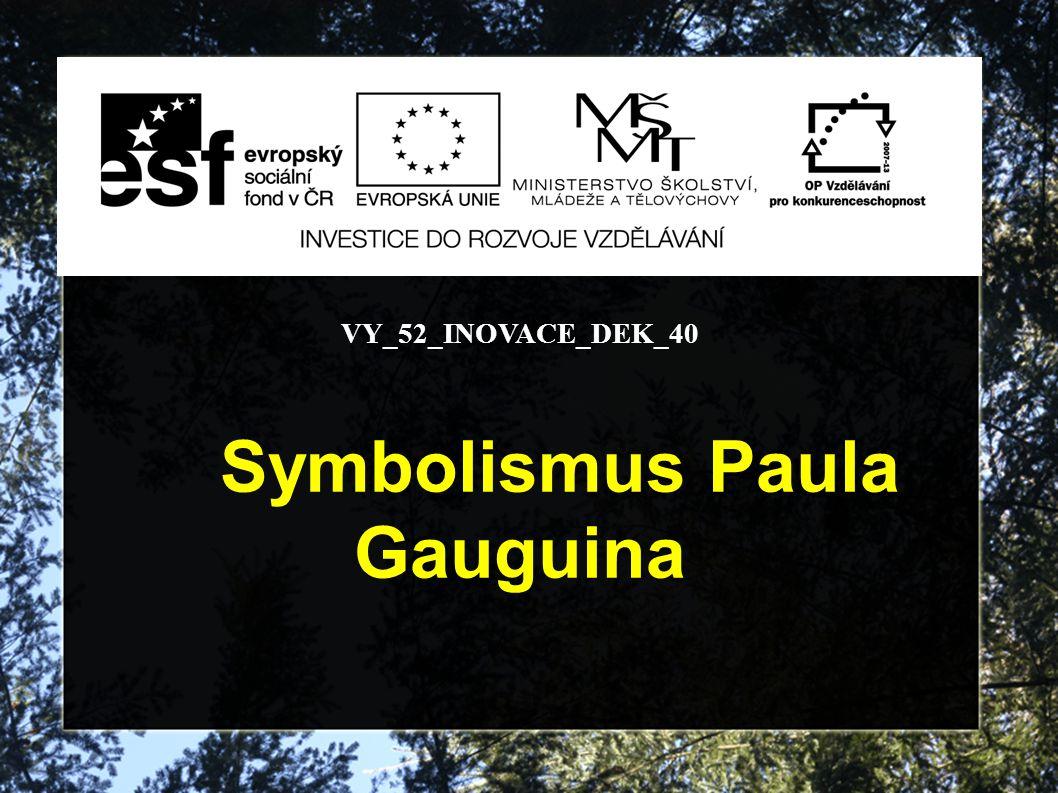 Gauguin po sobě zanechal i sochařská díla a dřevoryty.