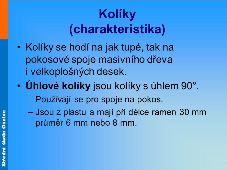 Střední škola Oselce Kolíky (normy)