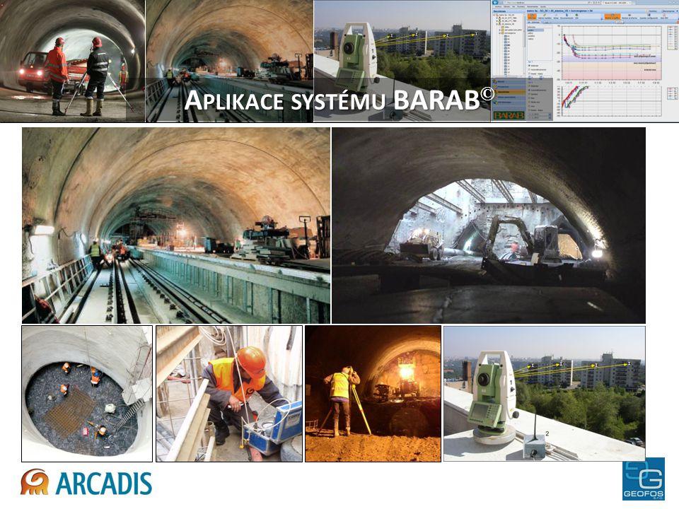 Tunel: Inženýrsko-geologická dokumentace 1. MODUL ČÍSELNÝCH, GRAFICKÝ, TABULKOVÝCH VÝSLEDKŮ