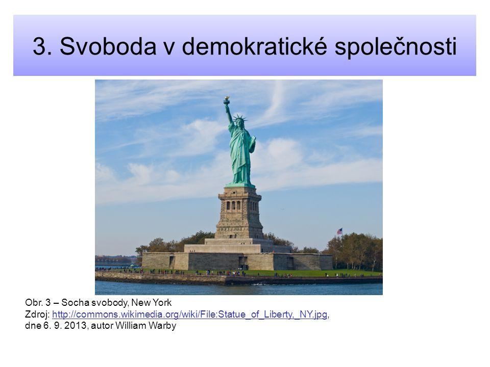 3.Svoboda v demokratické společnosti Obr.