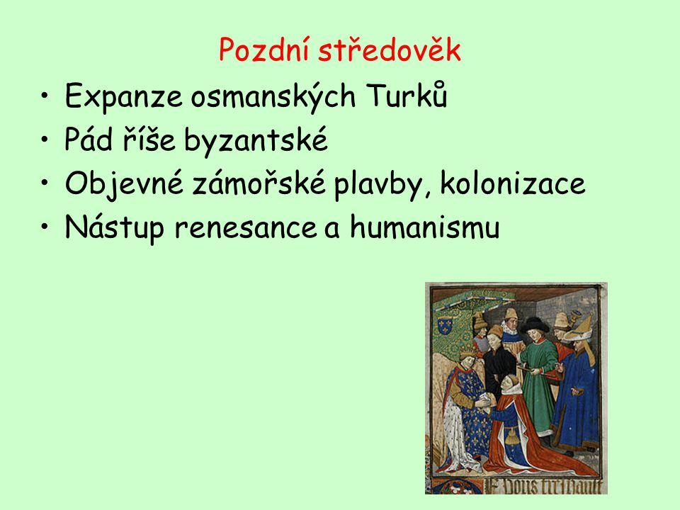 Vrcholný středověk Učení o trojím lidu (duchovenstvo, šlechta, prostý lid) Feudální systém Zakládání měst jako center řemesel a obchodu Gotická kultur