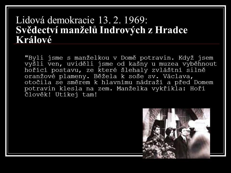 Lidová demokracie 13.2.