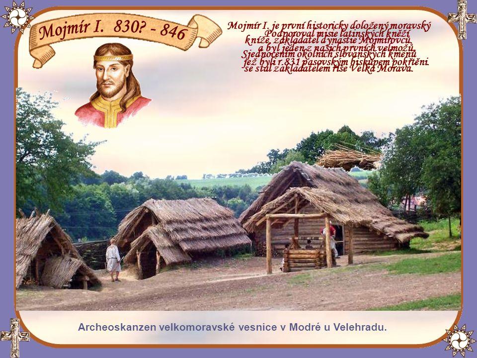 Roku 806 se vpád franských vojsk do Čech opakoval.
