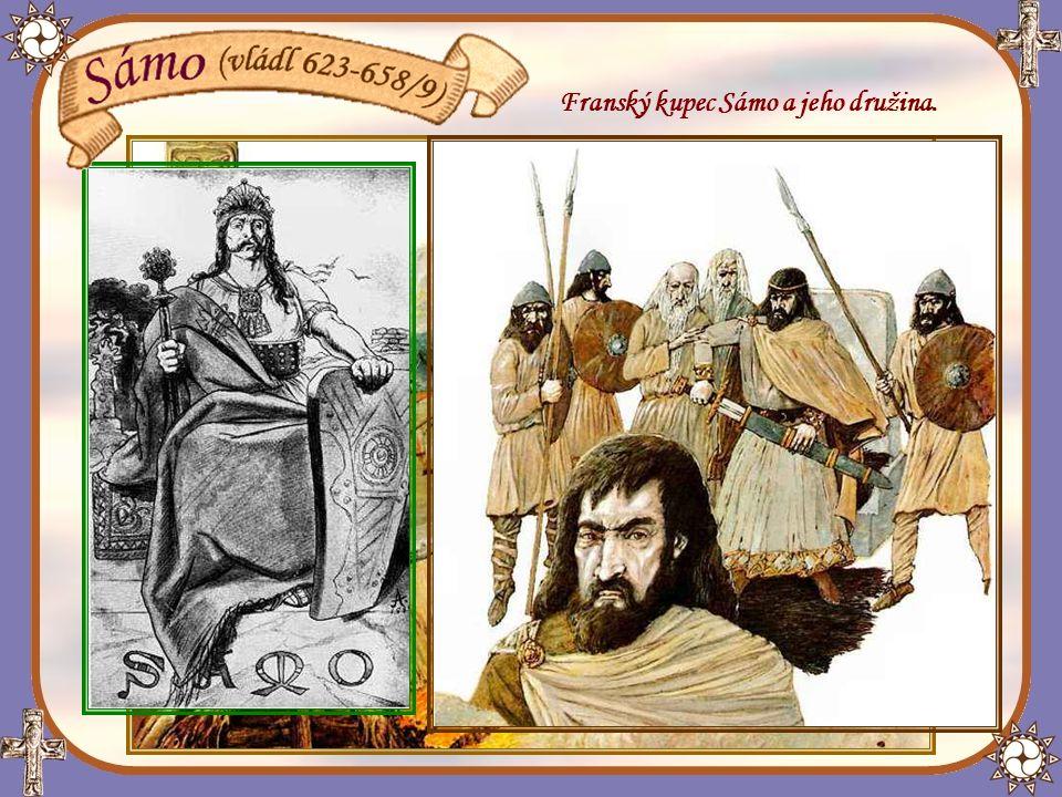 Povstání slovanských kmenů roku 623 proti nájezdům Avarů a jejich králi Kaganovi.